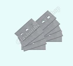 Reservebladen voor glaskrabber GLHG 120, 10 stuks