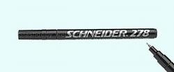 Paint marker, Schneider 278, 0,8 mm extra fijn