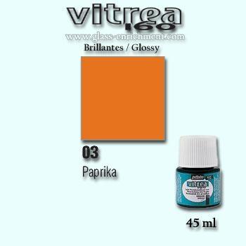 VIT 160 gloss 45 ml paprika