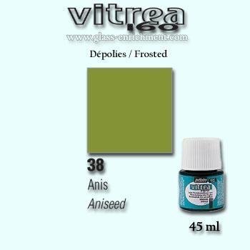 VIT 160 frost 45 ml aniseed green
