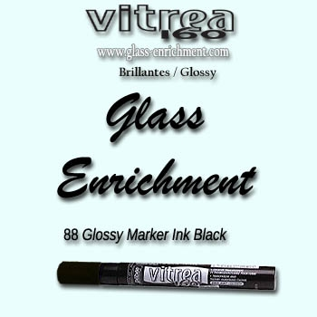 VIT 160 gloss marker black