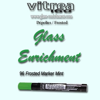 VIT 160 frosted marker mint