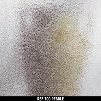 Glass Art Film, Pebble   46 cm x 33 cm