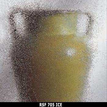 Glass Art Film, Ice   46 cm x 33 cm