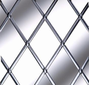 Bleiband leim profile 9,0 mm, 10 m, Platinum
