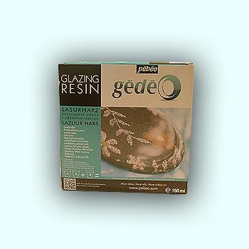 Kit Glazing Resin 150 ml