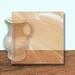 Glass Art Film, Butterscotch 46 cm x 33 cm