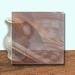 Glass Art Film, Chocolate 46 cm x 33 cm