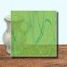 Glass Art Film, Pea Green 46 cm x 33 cm