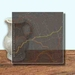 Glass Art Film, Flint 46 cm x 33 cm