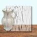 Glass Art Film, Fog Grey Marble 46 cm x 33 cm